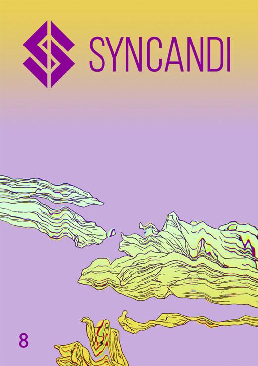 SYNCANDI COMIC 08 Cover