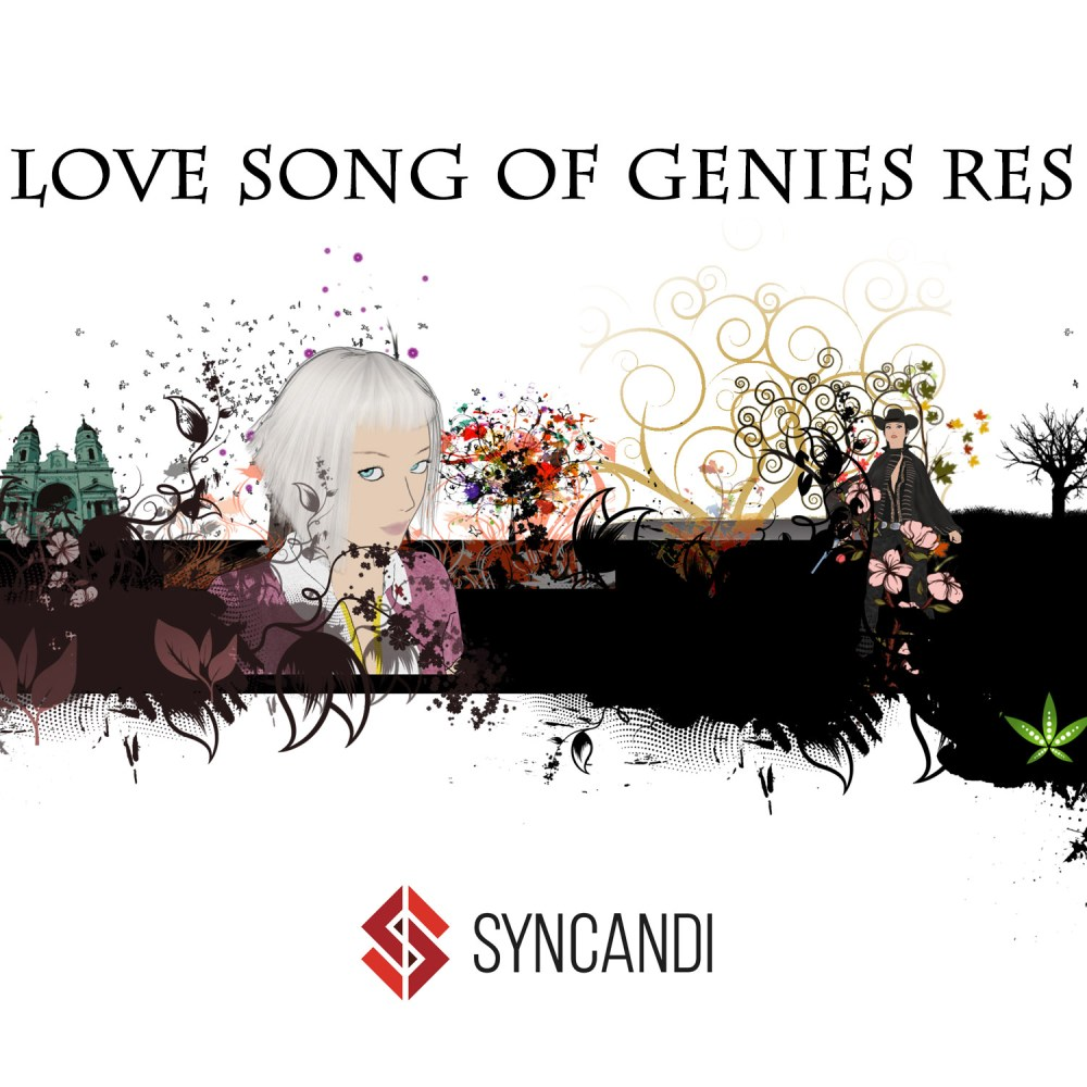 love song of genies res - cover art