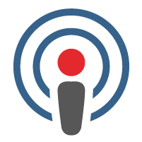Synchrocast podcast button