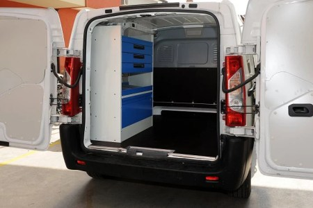 ProMaster DIY Camper Van Conversion Paneling Tiny House Custom Insulation Kit