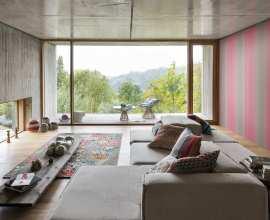 Ecco la nuova arrivata di oggi. Wallpaper Production Missoni Home Wallpaper