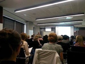 A large turnout at the Significant Women's Network Savvy Giving Workshop