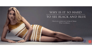 #thedress campaign developed by The Salvation Army South Africa