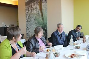 The first Governance Mentors Breakfast in Horsham