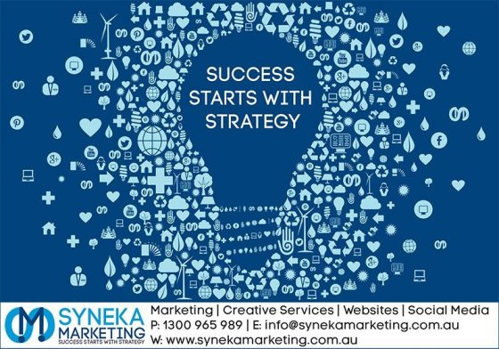 Syneka Marketing's advertisement in Pro Bono Magazine