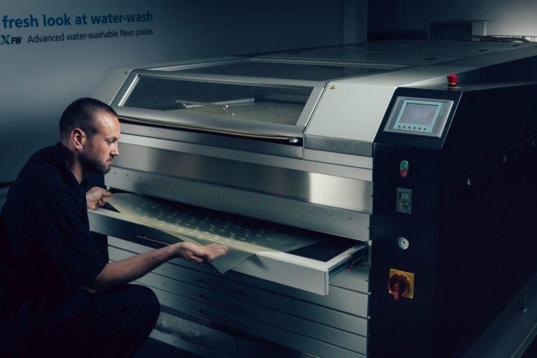 Flenex FW: produttività e altissima qualità per etichette e imballaggi flessibili