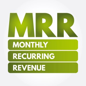 selling a company with monthly recurring revenue