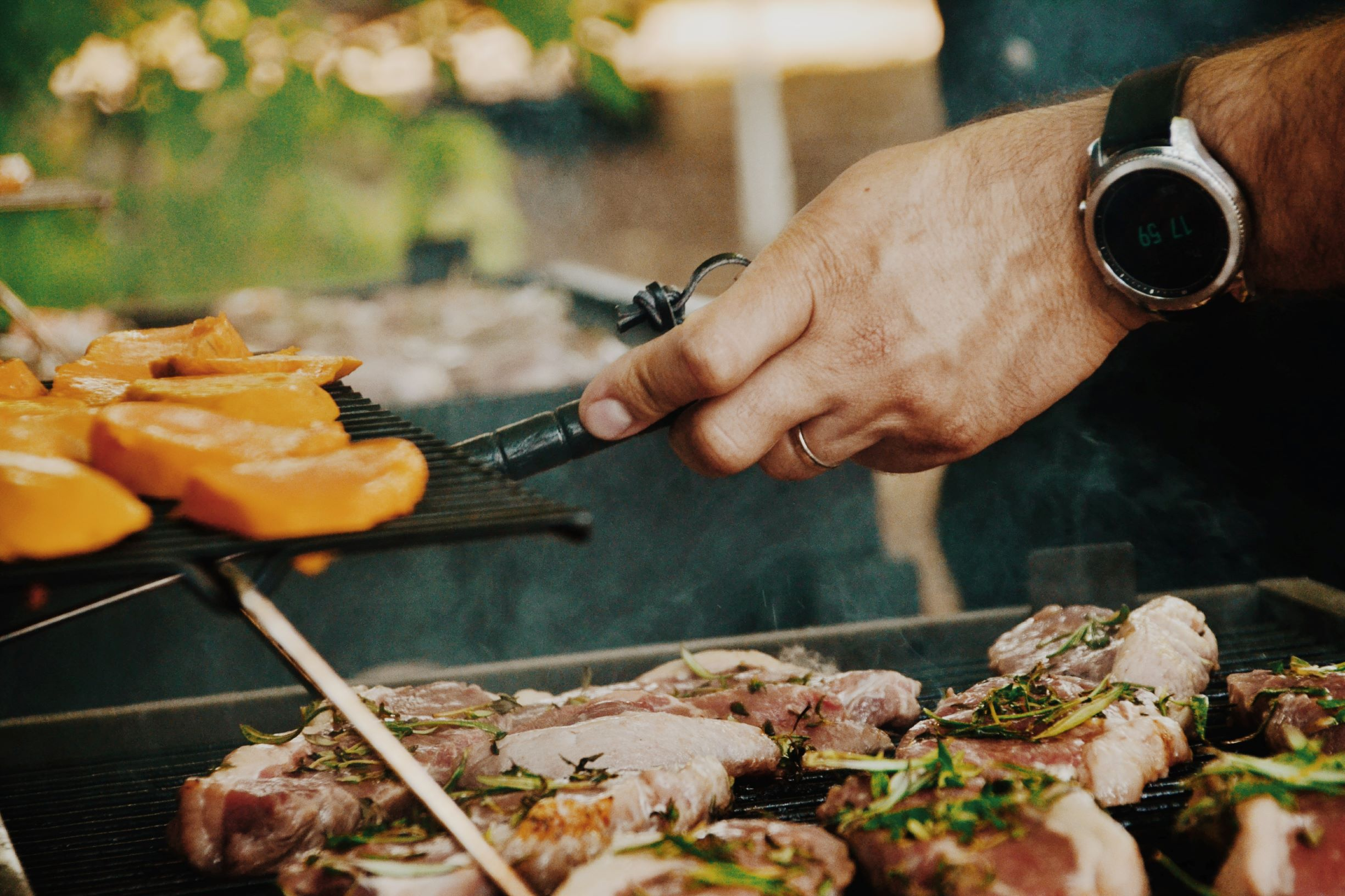 Gas Grilling Tips for Beginners | Custom Outdoor Kitchen ... on Synergy Outdoor Living  id=16343
