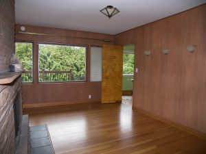 Dining Room before Home Staging