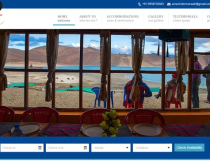 The Pangong INN