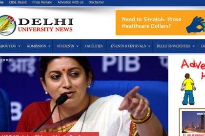 Delhi University News