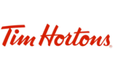 Synerion time and attendance customer logo- Tim Hortons