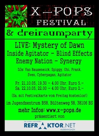 Festival-Flyer
