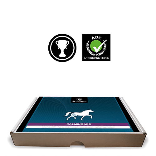 Synovium Instant Calmer for horses Veterinary Horse Supplements