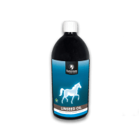 Pure Linseed Oil for Horses, Flaxseed Oil for horses, Omega 3 and Omega 6. Horse Supplements