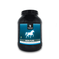 Pure MSM for horses, horse supplement