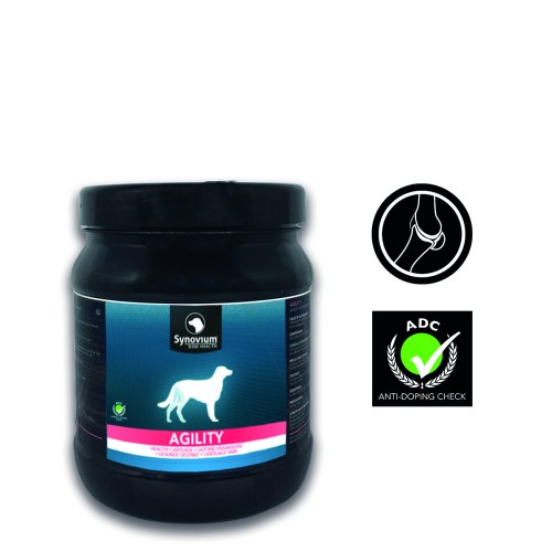 Agility joint supplement for dogs