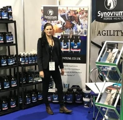 vicky hipkins Synovium Horse Supplements UK Director