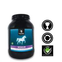 Multiply magnesium calming supplement for horses