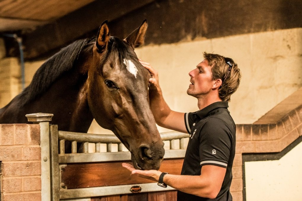 Michael Eilberg Top Winter Tips Synovium Horse Health