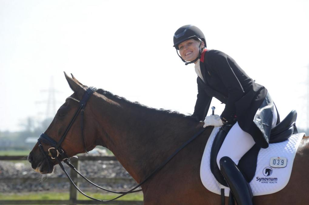Chloe Vell Grand Prix Dressage Rider