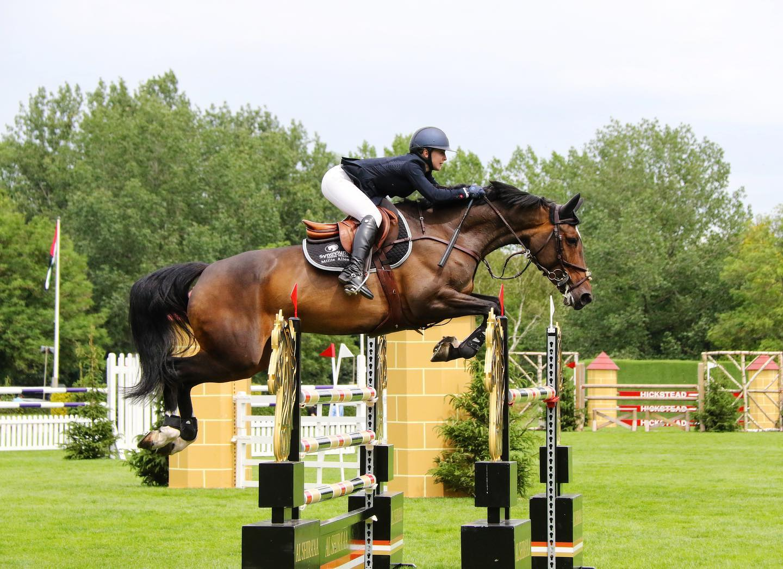 Millie Allen Balou Belle Stallion