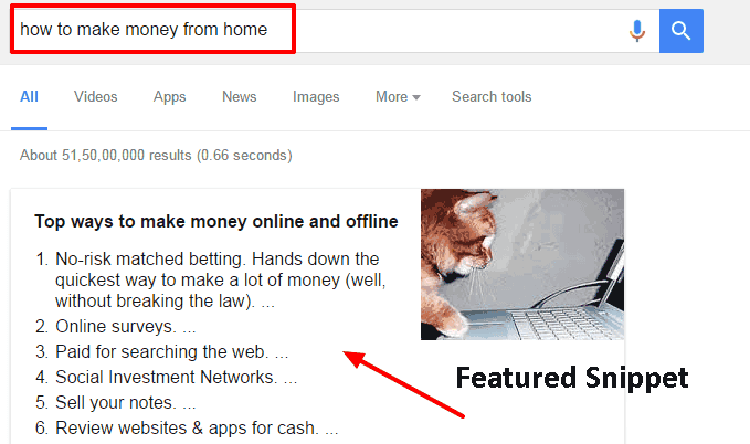 How to Get Featured Snippets for Your Site?