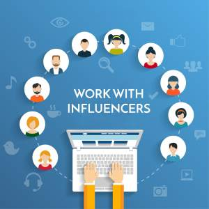 Work with Influencers