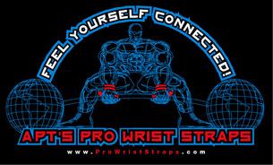 APT Pro Wrist Straps banner