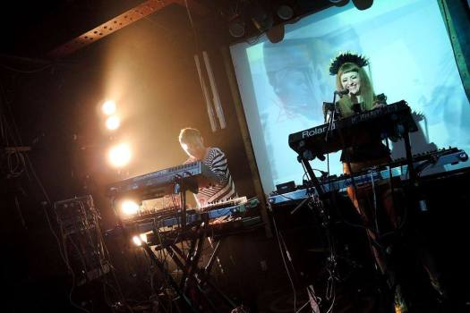 Vile Electrodes (Live@synthclub)
