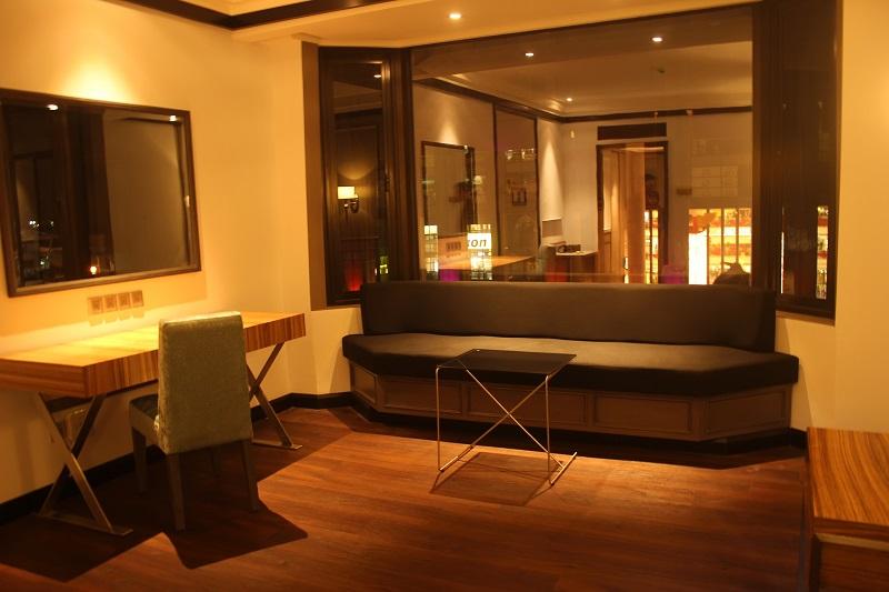 Melia Hotel Kuala Lumpur Malaysia Synthetic Rattan Furniture Project