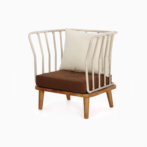 Anjani Terrace Chair - Outdoor Rattan Patio Furniture