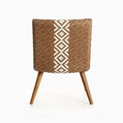 Neysa Occasional Chair - Outdoor Rattan Patio Furniture rear