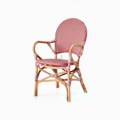 Clementine bistro chair - Rattan Garden Furniture