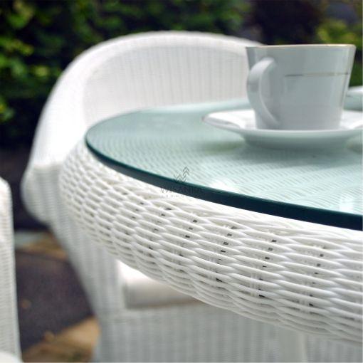 Navarino Dining detail - Outdoor Rattan Garden Furniture
