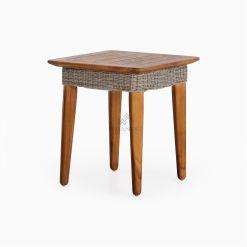 Malvin Living Side Table - Outdoor Rattan Garden Furniture