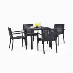 Seroja Dining Set - Outdoor Rattan Garden Furniture