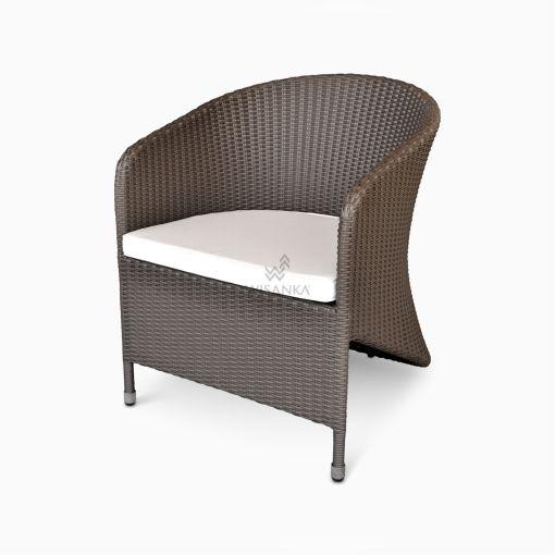 Nora Arm Chair - Outdoor Wicker Rattan Garden Furniture