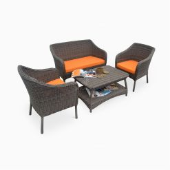 Travena Living Set - Outdoor Garden Furniture set
