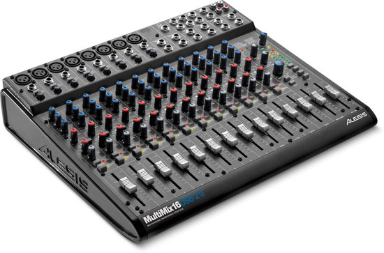 Alesis Multimix 2 Mixer