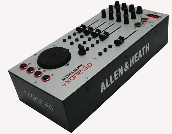 Allen and Heath Xone 2d