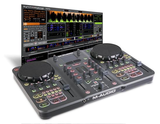 M-Audio Torq DJ controller