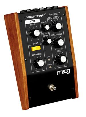 Moog Freq Box