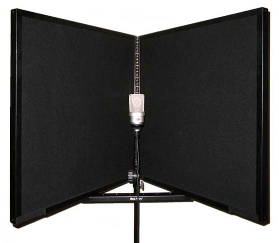 Portable Vocal Booth
