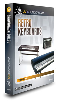 UVI Retro Keyboards