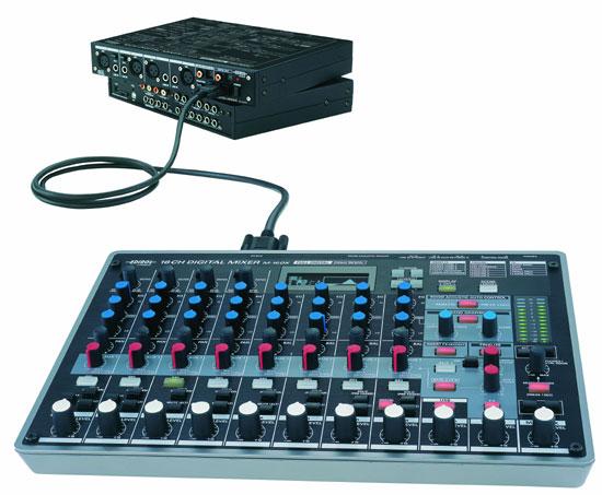 Edirol 18 Channel Digital Mixer