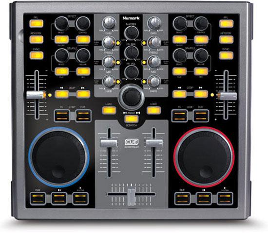 Numark Total Control DJ Controller