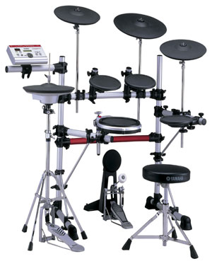 Yamaha Intros New Electronic Drum Kits   Synthtopia