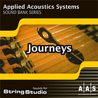 Applied Acoustics Systems Releases The Journeys Sound Bank for String Studio VS-1