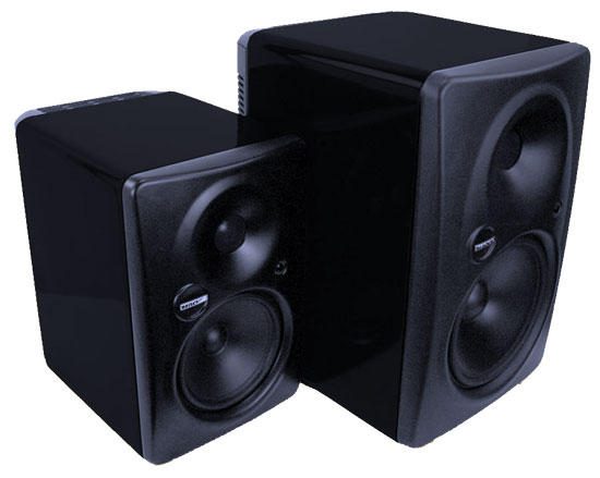 Mackie Intros HRmk2 High-Resolution Studio Monitor Series